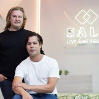 The Duo, Carlos Lamarche and Jason Lundy, That Brought Us Salt Therapy During The Pandemic